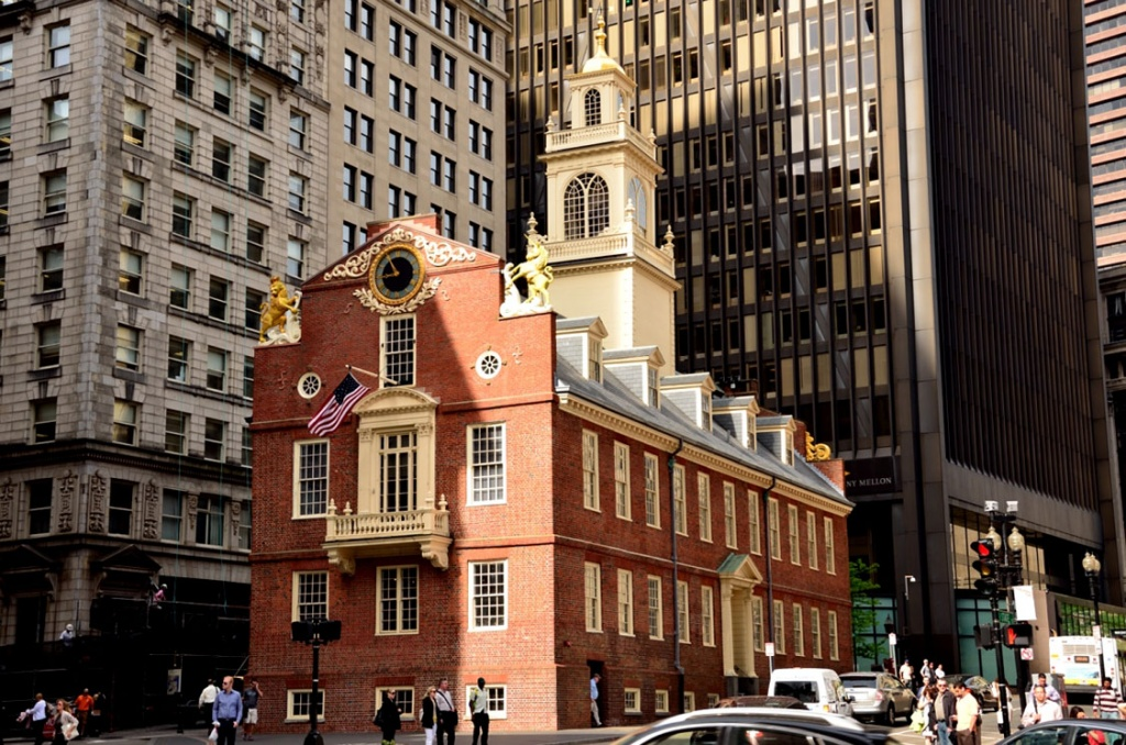 Freedom Trail - Boston