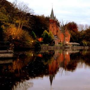 Minnewater - Bruges
