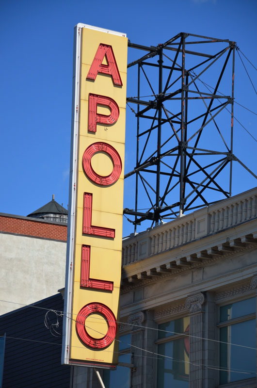 Apollo Theater - Harlem