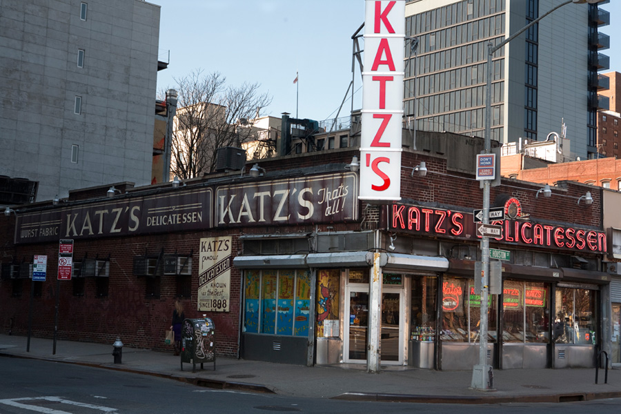 Katzs - New York