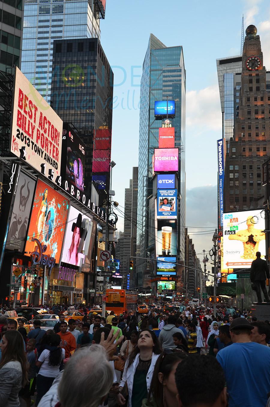 Broadway - New York en 5 jours