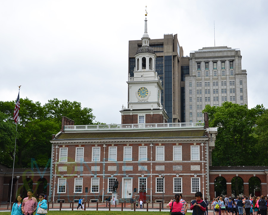 Independence Hall - Philadelphie