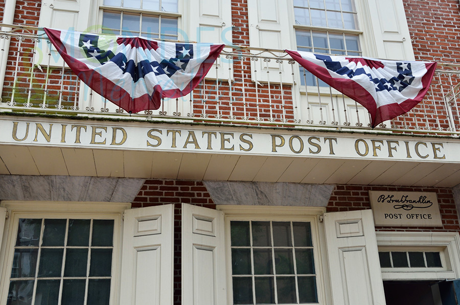 Post Office - Benjamin Franklin