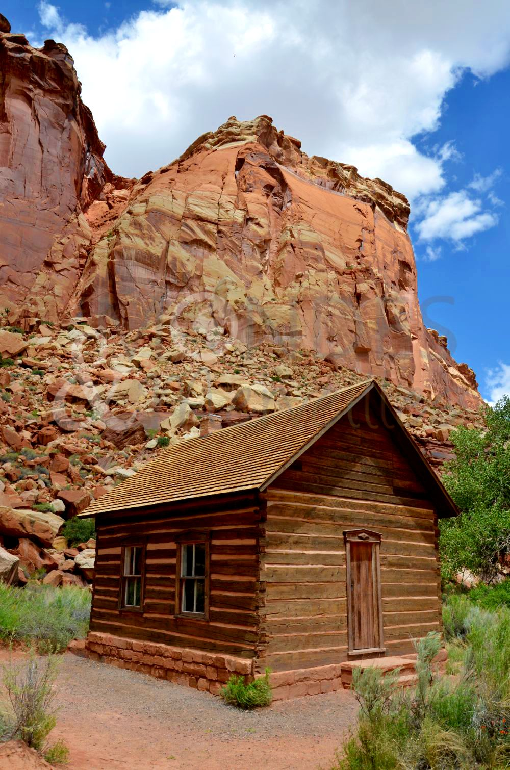 Old School de Capitol Reef